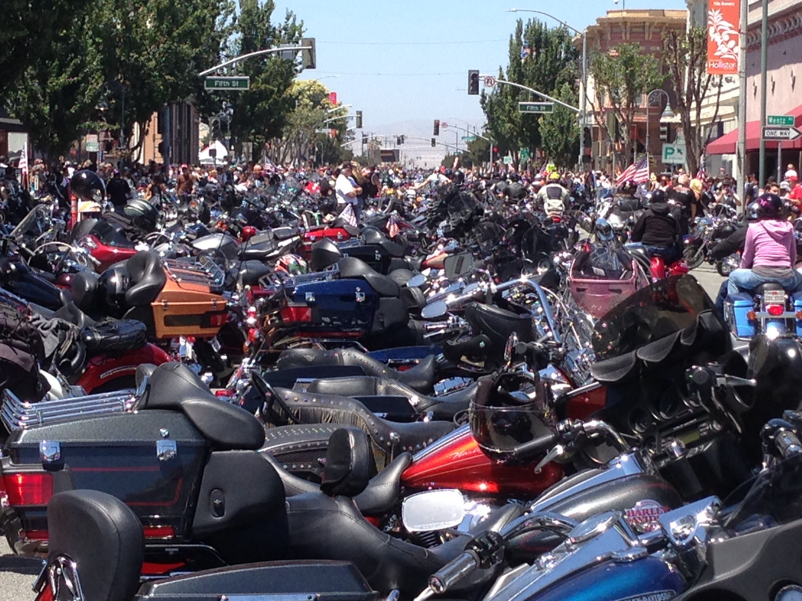 Ten Major Motorcycle Events In The United States