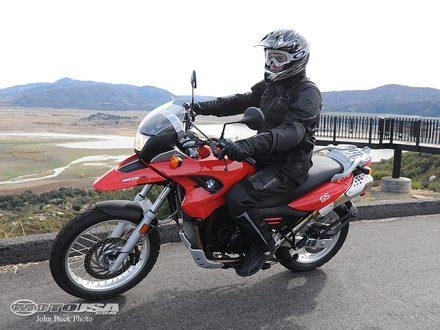 2009 BMW G650GS First Ride | CycleTrader com