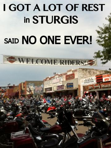 Sturgis 2013 Motorcycle Rally