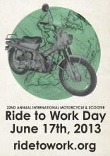 Ride to Work Day