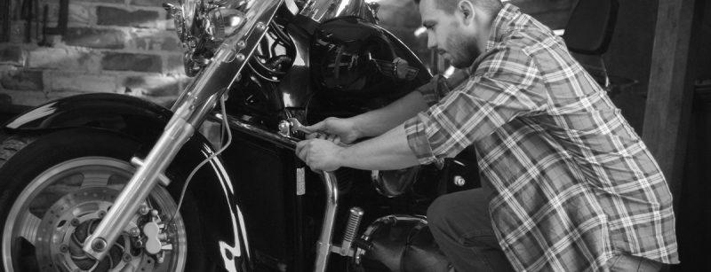 motorcycle renovation