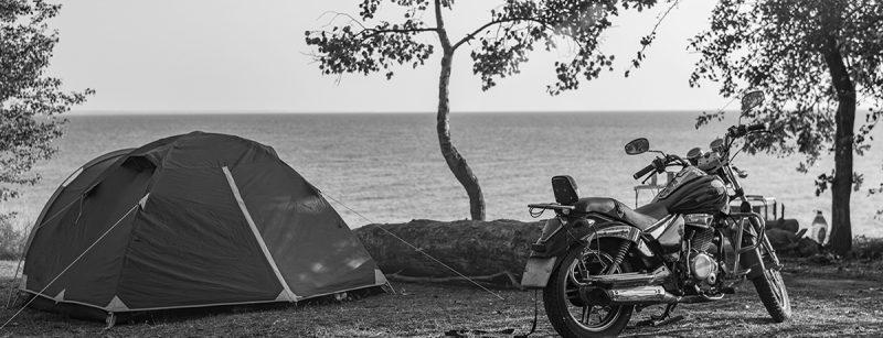 Motorcycle Camping 101