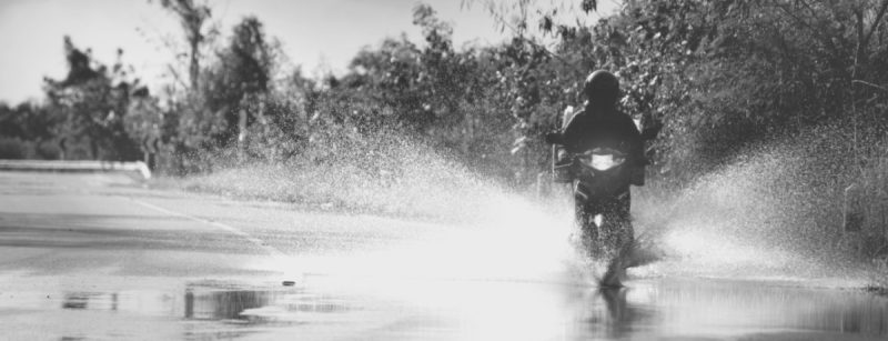 Tips For Riding In Spring Storms